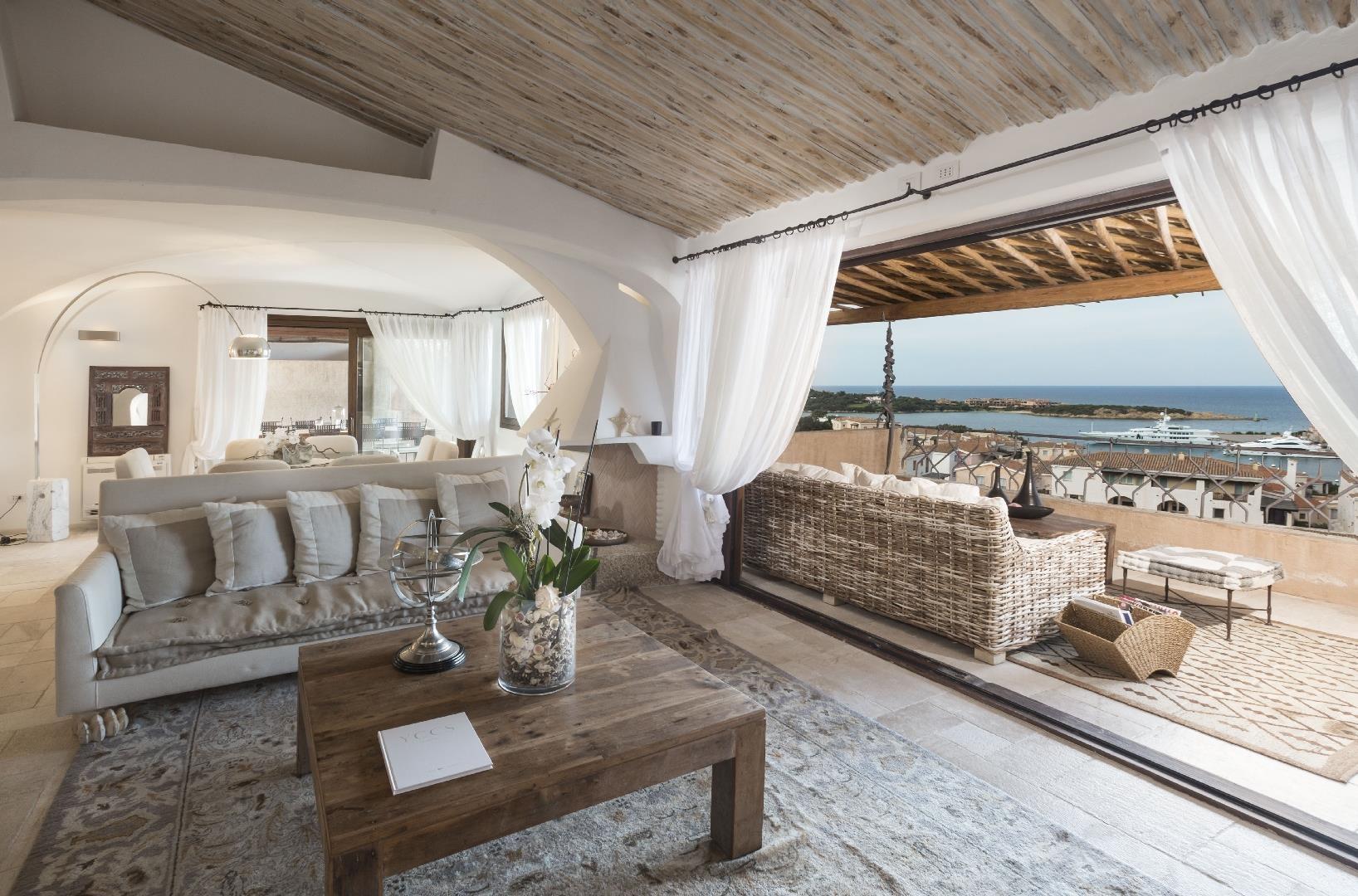 Complesso boutique residence porto cervo sardegna italia for Case eleganti