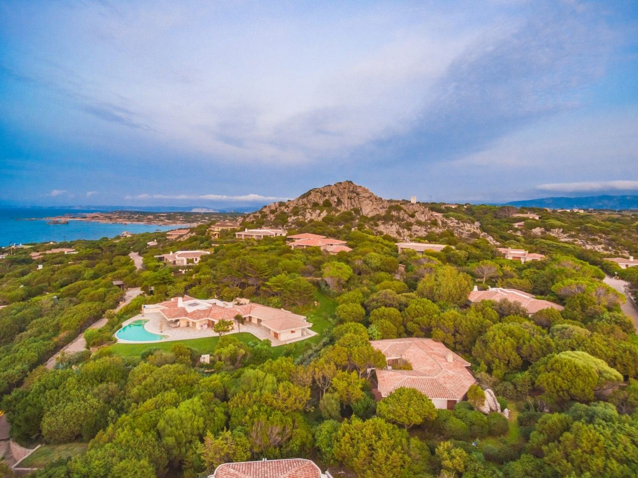 Autumn Open House in Sardinia