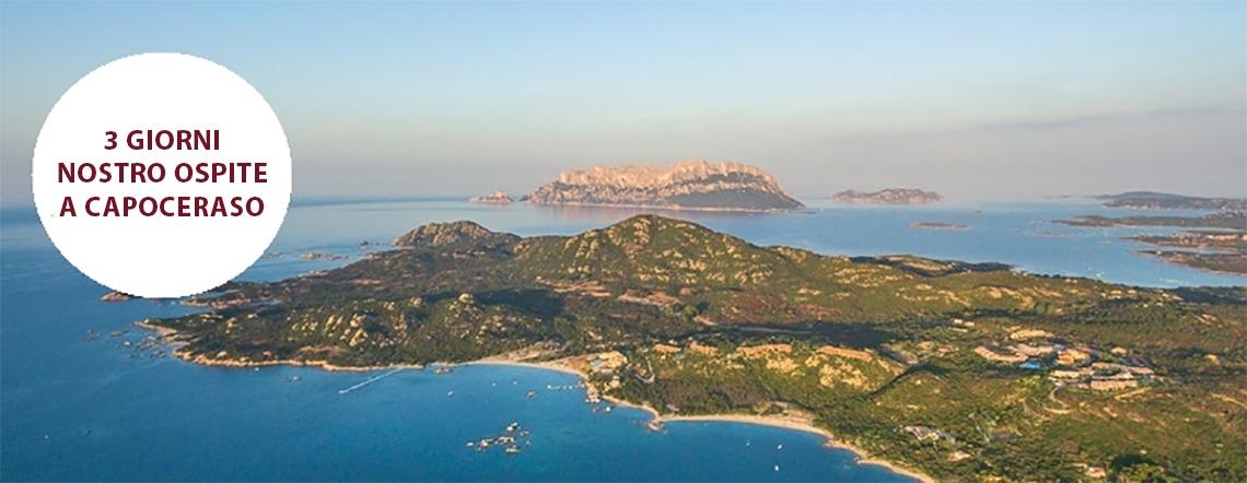 3  giorni nostro ospite a Capo Ceraso Resort